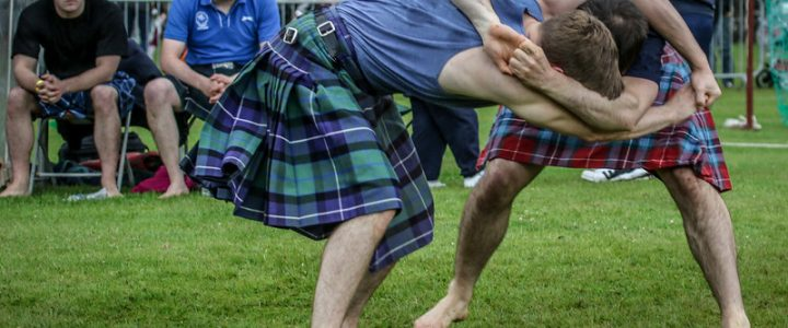 The Loch Lomond Highland Games – Like a Tourist Magnet