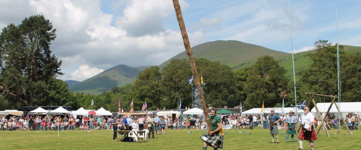 The Loch Lomond Highland Game – Preserving Scottish Heritage